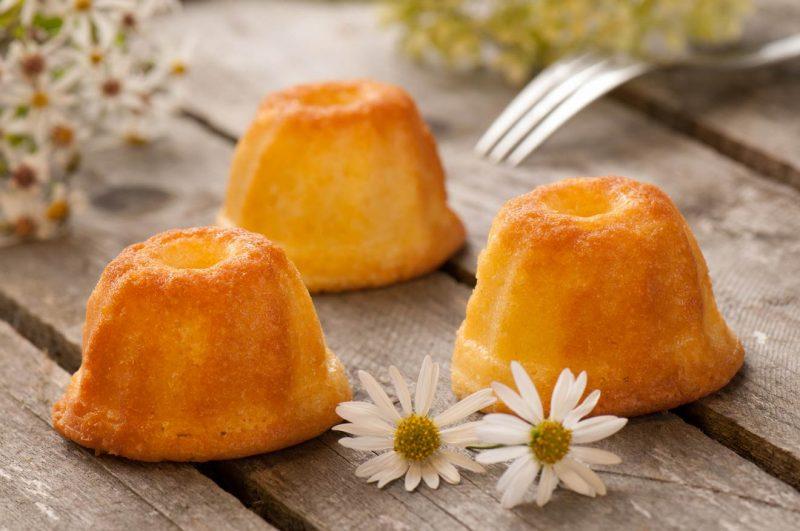 mini Kuchis: der kleine Kuchen für zwischendurch von muu Kuchen