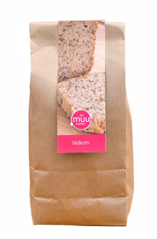 Brot Backmischung Vielkorn