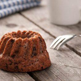 mini Kuchen Rotwein-midi